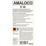 Amaloco S 10 Signaal Stopbad