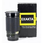 Exakta zoomlens 3,8/35-200 voor Pentax KA bajonet