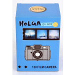 Holga 120 GCFN 120 film camera geel