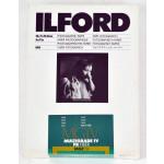Ilford 12,7 x17,8 MGIV multigrade FB fiber MGF.5K 100 vel