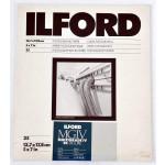 Ilford Multigrade MGIV Rc deluxe pearl 25 vel 12,7x17,8