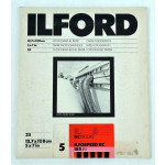 Ilford RC deluxe ilfospeed Rc IS5.1M 12,7x17,8 25 vel