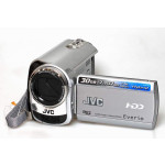 JVC Everio GZ-MG335 Hard Disc Camcorder.