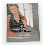 Kodak gray card set