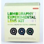 Lomography experimental lens kit voor MFT