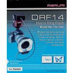 Marumi DRF14 Macro Ring Flitser voor Canon EOS