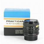Prakticar Auto Zoom 35-70 mm f/ 3,5-4,5 Macro MC voor Praktica B