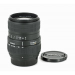 Sigma 55-200 mm f/ 4-5,6 DC voor Nikon AF