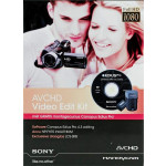 Sony AVCHD Video Edit Kit