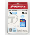 Transcend sd 16 gb wifi card