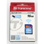 Transcend sd 16 gb wifi card