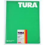 Tura colorpapier 10 vel 20,3x25,4