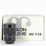 Upsilon 2,8/135 mm met M42 prakticadraad