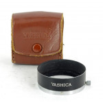 Yashica zonnekap 48 mm opsteek