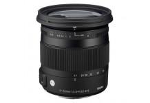 Sigma 17-70mm F/2.8-4.0 DC Macro CONTEMPORARY OS HSM Nikon nieuw