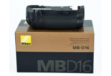 Nikon MB-D16 multi power batterypack voor D750