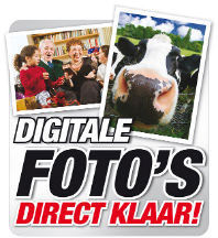 Digitale foto's printen - Direct klaar service